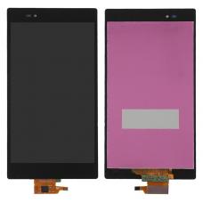 Дисплей с тачскрином Sony Xperia Z Ultra (C6833) черный