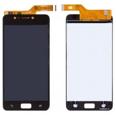 Дисплей с тачскрином Asus ZenFone 4 Max ZC520KL (X00HD) черный