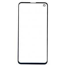 Стекло для дисплея Samsung Galaxy S10e SM-G970 черное