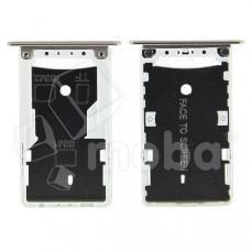 Контейнер SIM для Xiaomi Redmi Note 4X Золото