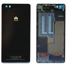 Задняя крышка Huawei P8 Lite (ALE-L21) черная