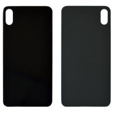 Задняя крышка для iPhone XS Max черная