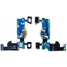 Шлейф зарядки Samsung Galaxy S5 mini SM-G800F / микрофон
