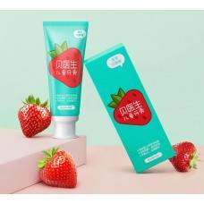 Зубная паста для детей Xiaomi DR.BEI - Антибактериальная, Клубничный йогурт, 60 г. (pink)