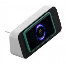 Колонка с беспроводной зарядкой Xiaomi Wireless Charger Bluetooth Speaker (XMWXCLYYX01ZM) (white)