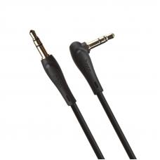 Аудиокабель HOCO UPA14 3.5 мм, 1м (черный)