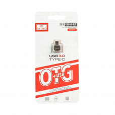 Адаптер Earldom ET-OT41 USB Type-C to USB 3.0 OTG Adapter (черный)