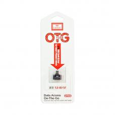 Адаптер Earldom ET-OT03 USB OTG Adapter (черный)