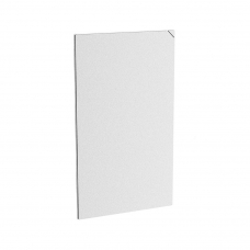 Пленка HOCO GB001 для плоттера, на заднюю часть, матовая, белая (20 шт.)