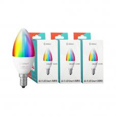 Комплект умных ламп Trio Zetton LED RGBW Smart Wi-Fi Bulb E14 5Вт