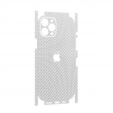 Пленка HOCO GB009 для плоттера, на заднюю часть, полное покрытие 360°, карбон, белый (20 шт.)