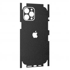 Пленка HOCO GB008 для плоттера, на заднюю часть, полное покрытие, имитация кожи, черная (20 шт.)
