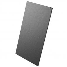 Пленка HOCO GB004 для плоттера, на заднюю часть, металлик, серебряная (20 шт.)