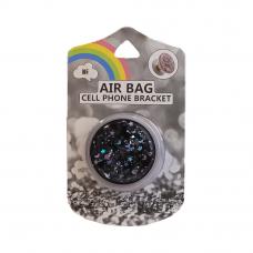 Держатель для смартфона AIR BAG Cell Phone Bracket (черный алмаз)