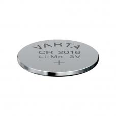 Литиевый элемент питания Varta ELECTRONICS CR2016 BL1 Lithium 3V