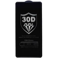 Защитное стекло полное для Samsung Galaxy M51 M515F / A72 A725F / S10 Lite G770F черное