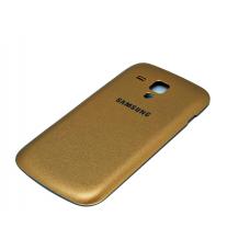 Задняя крышка Samsung S7562 Gold