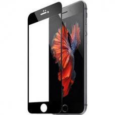 Защитное стекло 5D для iPhone 6/6s (без упаковки) (black)