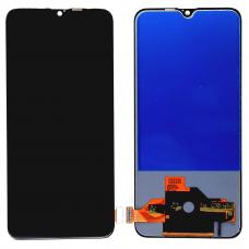 Дисплей с тачскрином Realme XT / X2 / OPPO Reno Z черный TFT