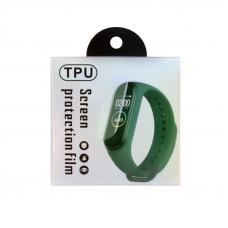 Защитная пленка для фитнес трекера Mi Redmi Band TPU (прозрачная)
