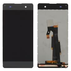 Дисплей с тачскрином Sony Xperia XA Ultra / XA Ultra Dual F3211 / F3212 черный оригинал
