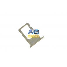SIM лоток (Держатель сим карты) Apple iPhone 6S/Iphone 6SP Gold