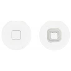 Кнопка Home для iPad 2 (A1395/A1396) белая