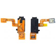 Шлейф разъем гарнитуры Sony Xperia XA F3111 / XA Dual F3112