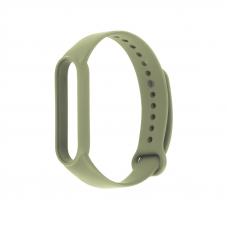 Браслет для фитнес трекера Mi Band 5/Mi Band 6 (светло-зеленый)