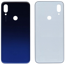 Задняя крышка Xiaomi Redmi 7 синяя