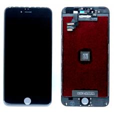 Дисплей с тачскрином для iPhone 6 Plus черный AAA