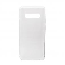 Силиконовы чехол для Samsung Galaxy S10+ REMAX Creative Case (прозрачный)