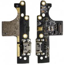 Шлейф зарядки Nokia 3 TA-1020 / TA-1028 / TA-1032 / TA-1038 / микрофон