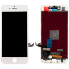 Дисплей с тачскрином для iPhone 7 белый AAA