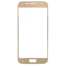 Стекло для дисплея Samsung Galaxy S7 SM-G930F золотое