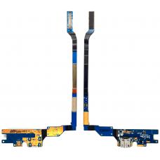 Шлейф зарядки Samsung Galaxy S4 i9505 / микрофон