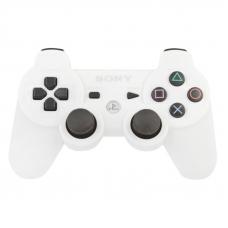 Джойстик для PS3 Dual Shock 3 (белый/коробка)