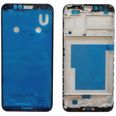 Рамка дисплея для Huawei Honor 7A Pro / 7C / Y6 2018 / Y6 Prime 2018 Черная