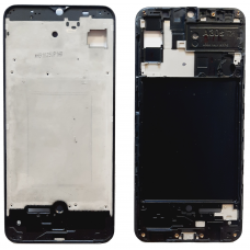 Рамка дисплея для Samsung A307F (A30s) Черная