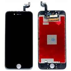 Дисплей с тачскрином для iPhone 6S черный AAA