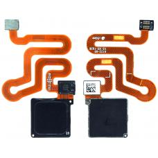 Шлейф сканер отпечатка пальца Huawei P9 Lite (VNS-L21) черный