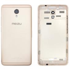 Задняя крышка/корпус Meizu M5C золотой