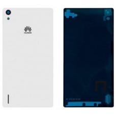 Задняя крышка Huawei Ascend P7 белая