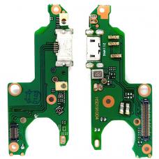Шлейф зарядки Nokia 6 TA-1000 / TA-1003 / TA-1021 / TA-1025 / микрофон