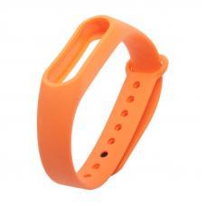 Браслет для фитнес трекера Mi 2 Band (оранжевый)