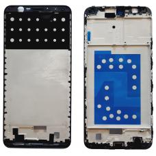 Рамка дисплея для Huawei Honor 7X Черная