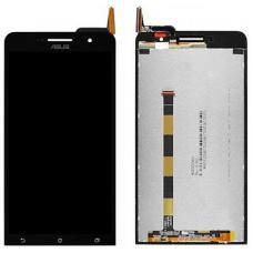 Дисплей с тачскрином Asus ZenFone 6 A600CG (T00G) черный