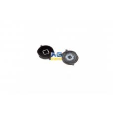 Кнопка Home Apple 4S Black ( I31 )