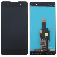 Дисплей с тачскрином Sony Xperia E5 / E5 Dual F3311 / F3313 черный