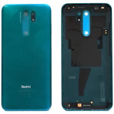 Задняя крышка Xiaomi Redmi 9 зеленая